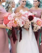 Ethereal Perth Wedding with the Most Beautiful Suspended Florals