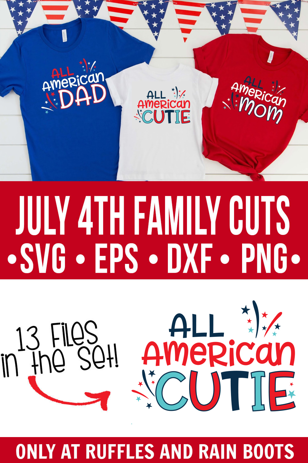4th Of July Shirt Svg : shirt, Files, Independence, Cricut, Silhouette, Crafts