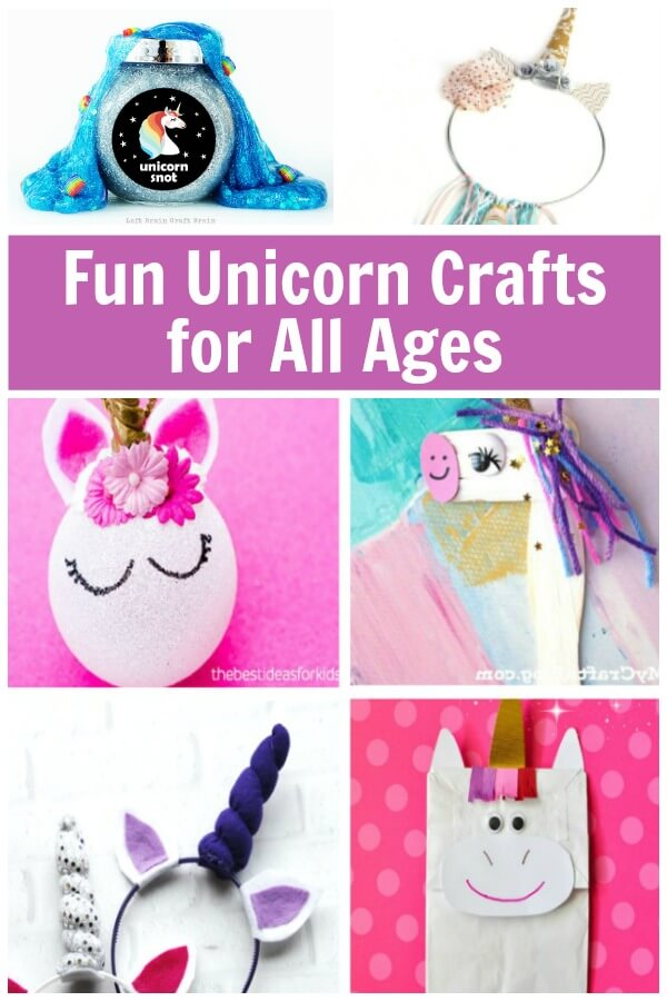 10 Of The Most Magical Diy Unicorn Crafts For Kids And Adults