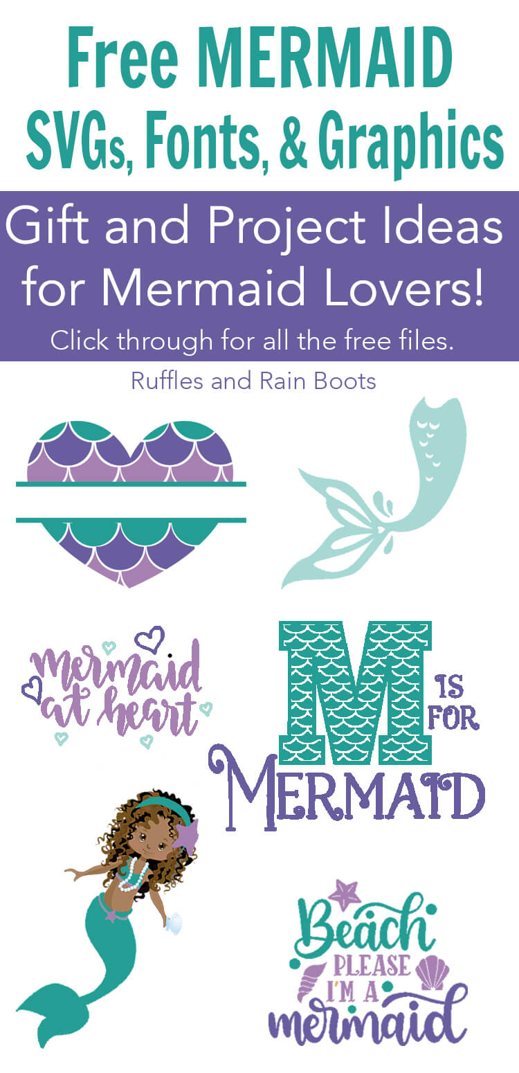 Mermaid Tail Svg Free : mermaid, Mermaid, Files,, Fonts,, Graphics, Crafts, Gifts