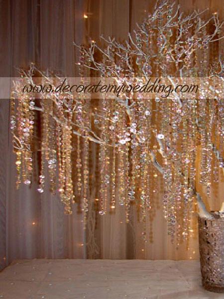 Winter Wedding Deor Idea