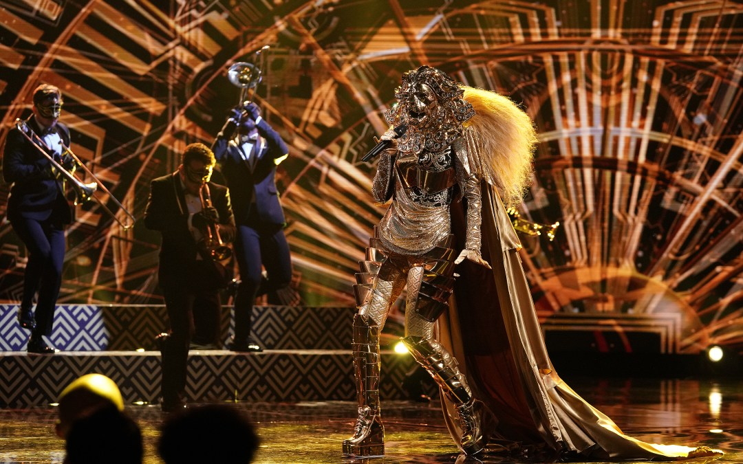 What we saw at a live taping of Foxs The Masked Singer