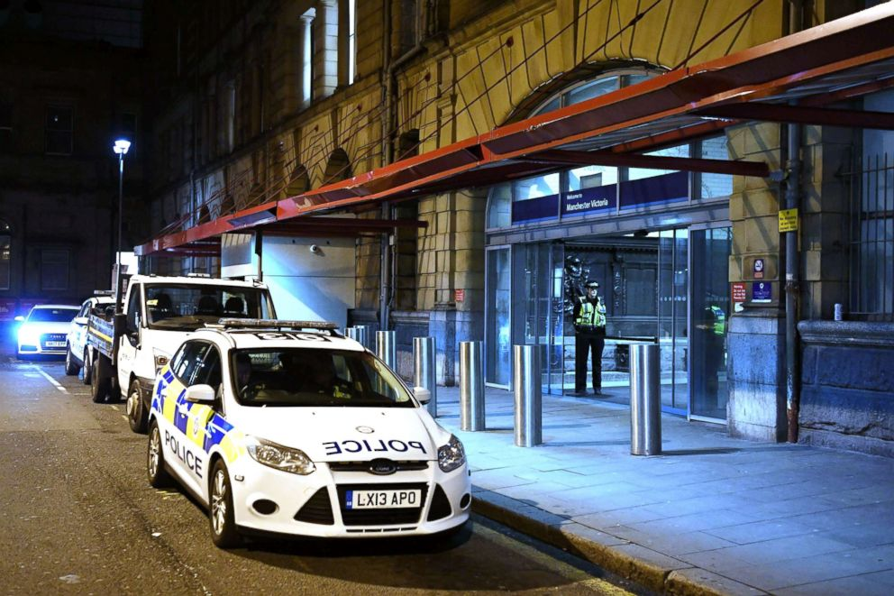 3 stabbed in New Years Eve terrorist attack in Manchester
