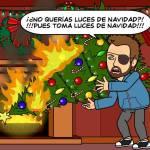 Luces de NAvidad, enciende tu árbol