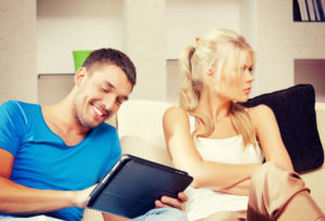 мужчина и женщина гасят кредит онлайн раньше срока