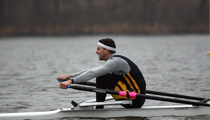 2008 NSR 1 - Time Trial - Patrick Rufo - Photo from Row2k