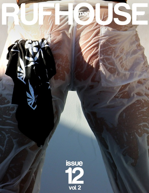 RUFHOUSE MAG TISSUE ISSUE 12
