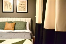 Moody Masculine Teen Boy' Bedroom Makeover- Project