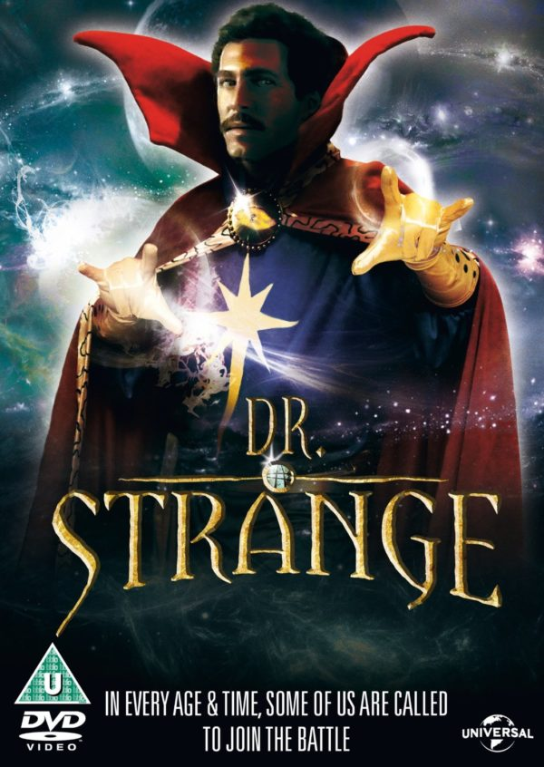The Rufus Project Redeeming Features Cast: Dr Strange (1978)