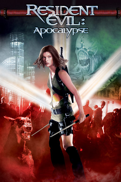 The Rufus Project Redeeming Features Cast: Resident Evil: Apocalypse (2004)