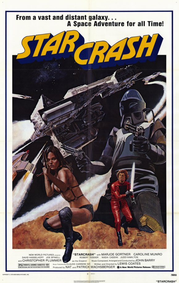 The Rufus Project Redeeming Features Cast: Starcrash (1978)