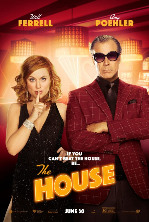 The Rufus Project Redeeming Features Cast: The House (2017)
