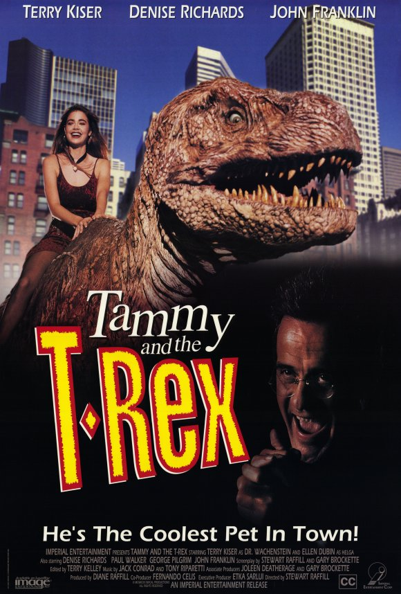The Rufus Project: Tammy and the T-Rex (1994)