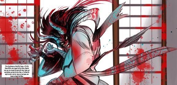 red witch demon form1 Gosai Tenma1