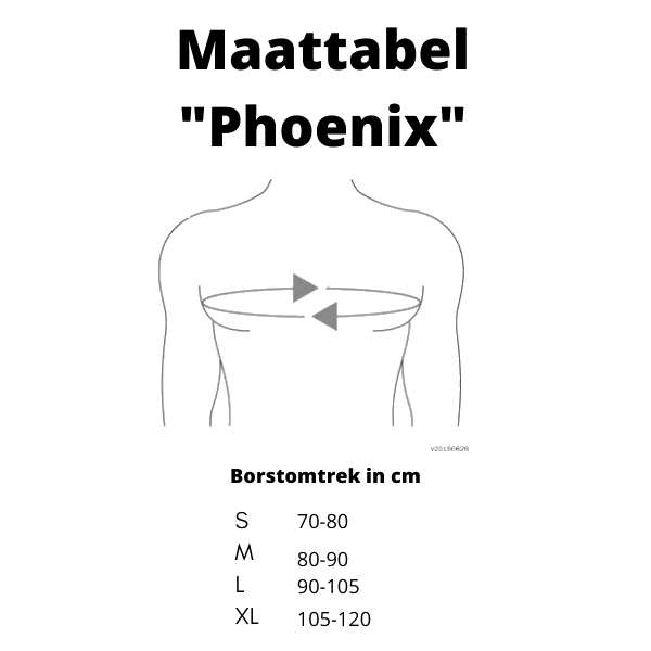 borstomtrek postuur corrector