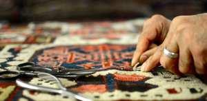 oriental rug restoration