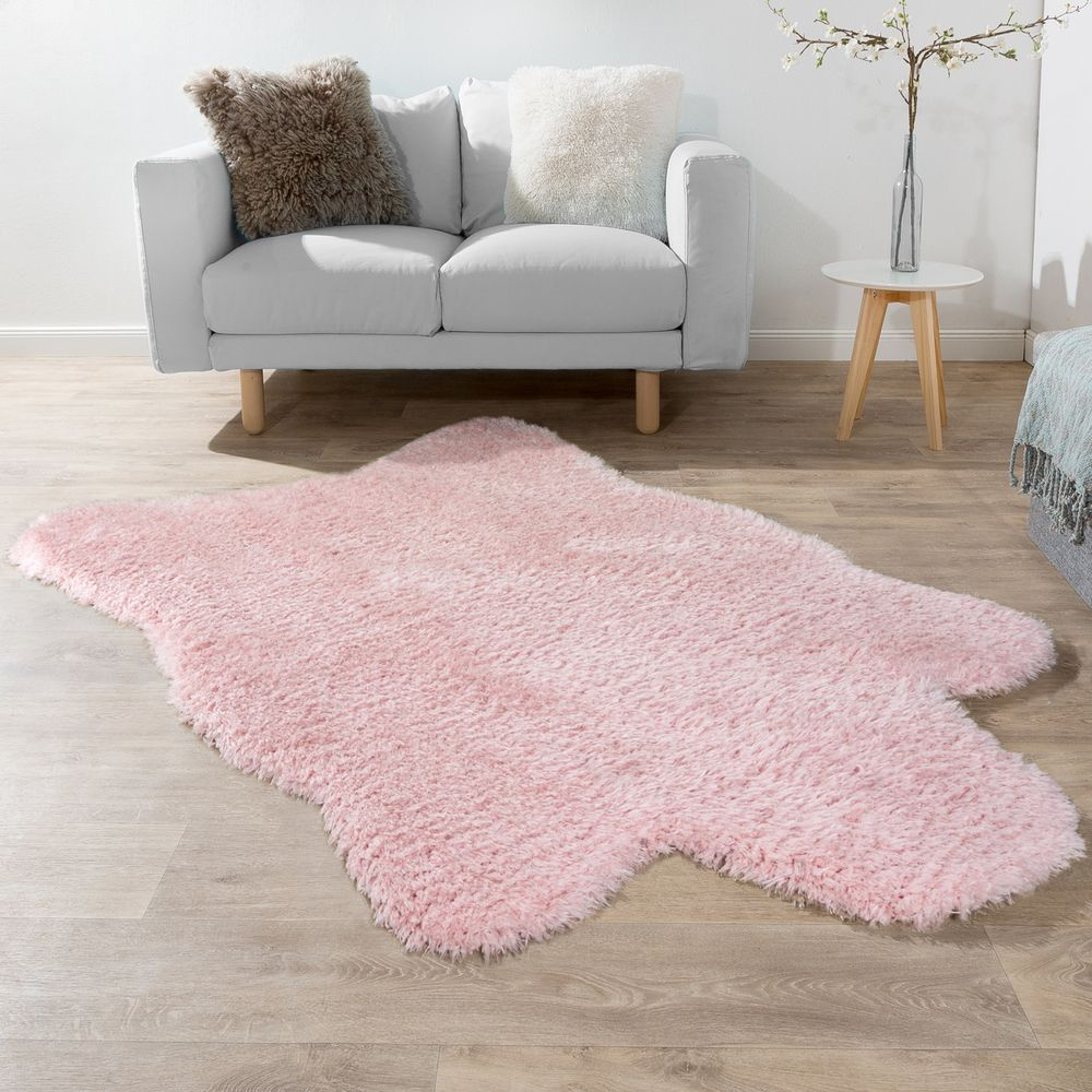 Wohnzimmer Bilder Xxl Fur Rug Xxl Faux Fur Rug Various Sizes And | Rug24