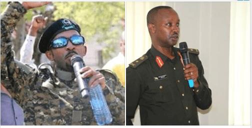 Capt Rebero wa FLN aremeza ko Gen Ruvusha yimuriye ibirindiro bye muri Kivu i Nyaruguru