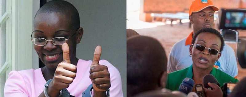 Mureke ahubwo Ingabire Victoire arutegeke! Paul Kagame ntagishoboye n'amagambo amuva mu kanwa ntiyubaka igihugu ahubwo aragisenya! Ahubwo mwumve amagambo yubaka igihugu ya Victoire Ingabire