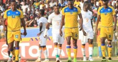Amavubi yatsindiwe i Conakry icyizere cya CAN kirayoyoka