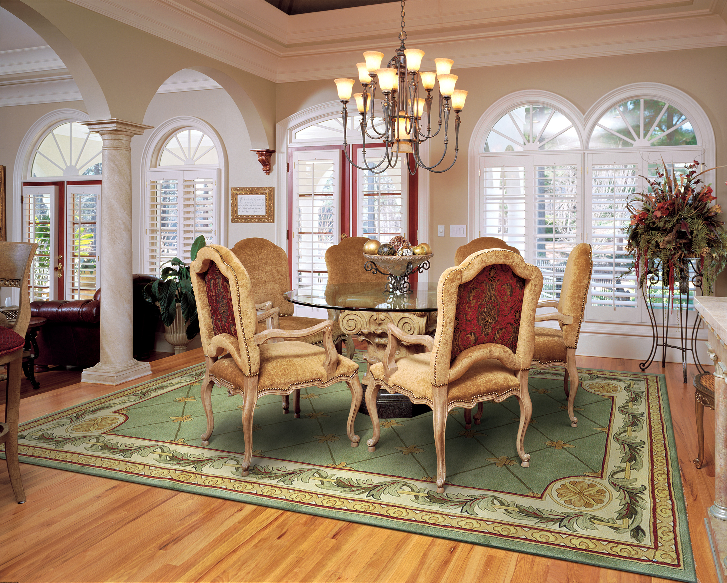 dining tables  Rug  Home