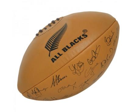 ラグビーボール_サイン入り_オールブラックス_rugbyball_allblacks_signature