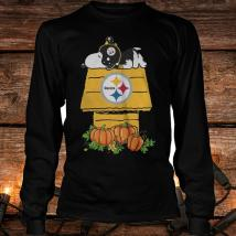 Pittsburgh Steelers Shirts Snoopy T Shirts Hoodies - imgUrl 5d9bb6309