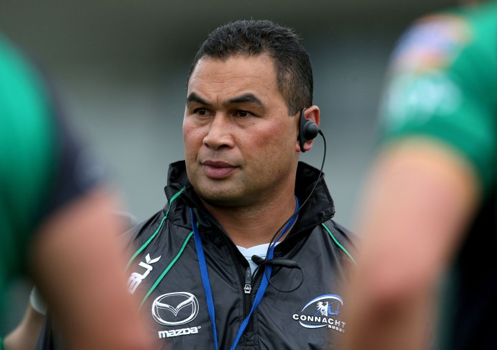 Pre-Season Friendly 30/8/2013 Connacht  Head Coach Pat Lam Mandatory Credit ©INPHO/Ryan Byrne