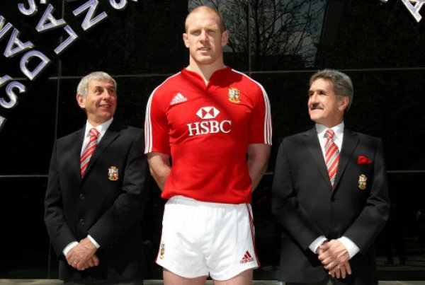 Rugby Union - British and Irish Lions Squad Announcement - Heathrow Airport