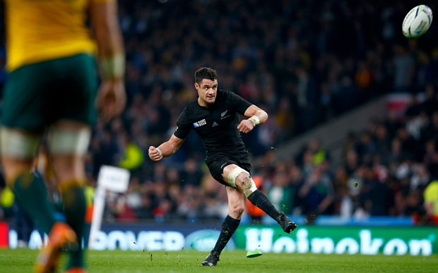 Dan Carter Could Be Set For A Return To The International Stage