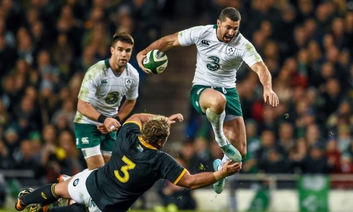 Ireland v South Africa - Guinness Series