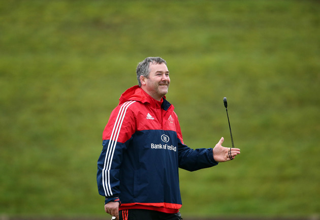 Guinness World Record Attempt In Honour Of Anthony Foley To Take Place In Limerick