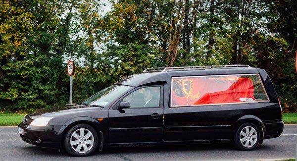 hearse