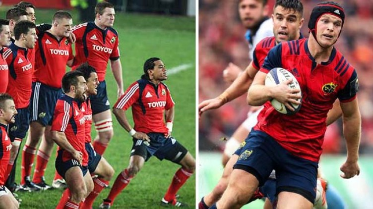 Tyler Bleyendaal On Whether Or Not We Ll See Another Munster Haka This Weekend Rugbylad
