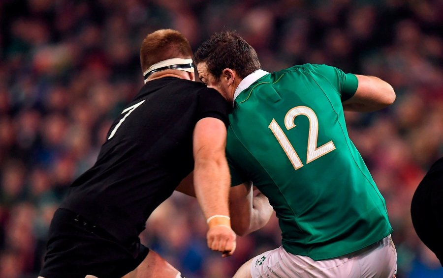 Ireland v New Zealand - Autumn International
