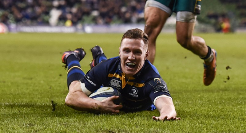 Leinster v Northampton Saints - European Rugby Champions Cup Pool 4 Round 4