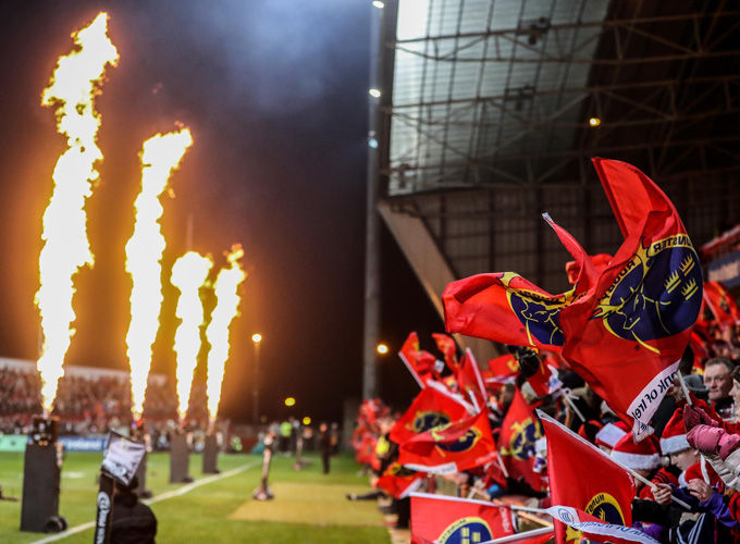 Munster Fans To Put On Special Tribute For Racing 92 Before Tomorrows Game