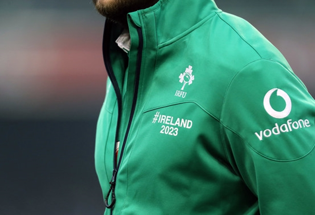 Ireland Receive Massive Rugby World Cup 2023 Boost