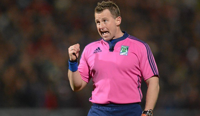 Nigel Owens On The Most Challenging Player He's Ever Reffed