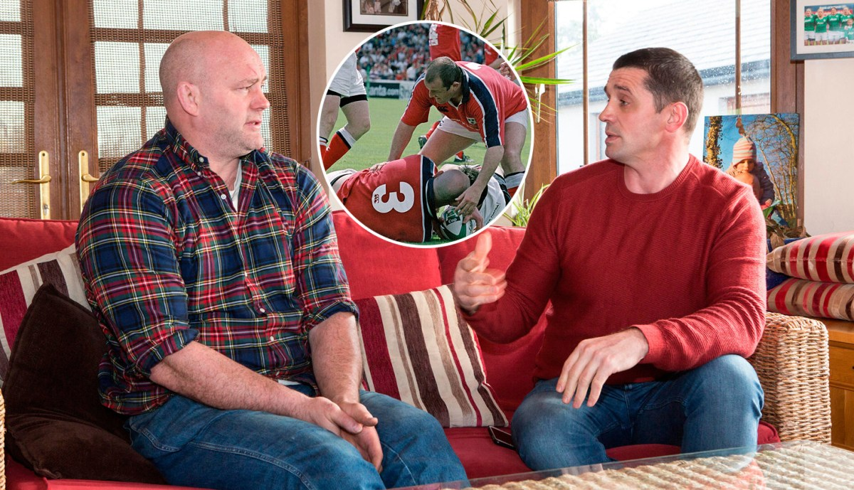 Alan Quinlan & John Hayes Reflecting On His Famous Heineken Cup Try Is Hilarious