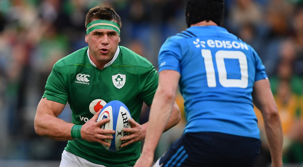 CJ Stander Broke A Six Nations Record This Year & It Won't Surprise You One Bit