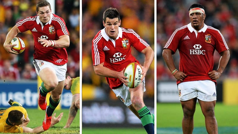 The Most Selected British & Irish Lions XV By The Experts