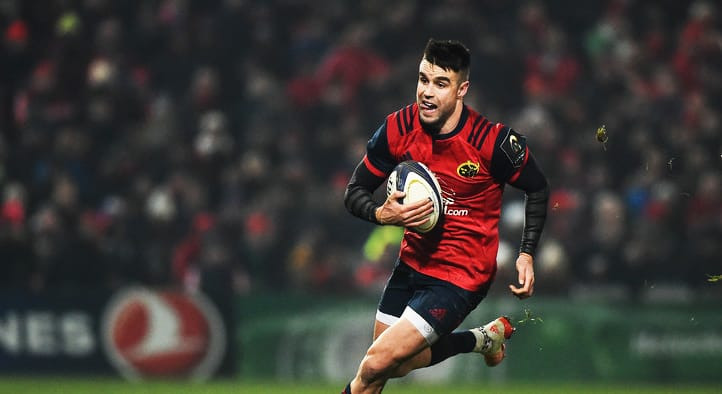 Conor Murray Posts Tweet That Will Put A Smile On Every Munster Fan's Face