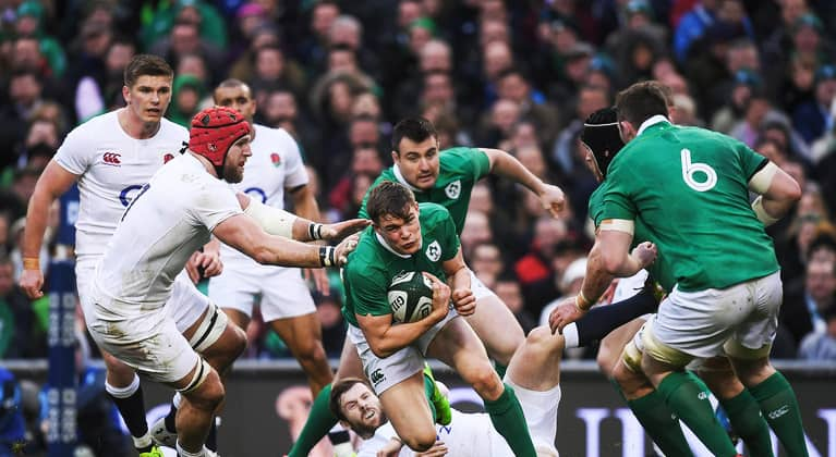 Brian O'Driscoll Has A Message For All Irish Rugby Fans