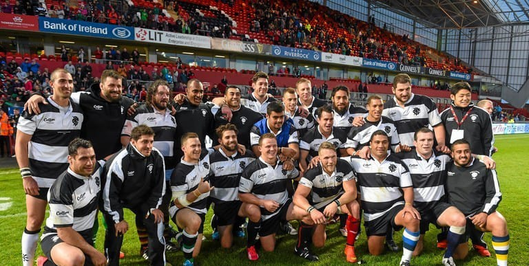 Barbarians Add 16 Players To Their Squad Including Two Irish Internationals