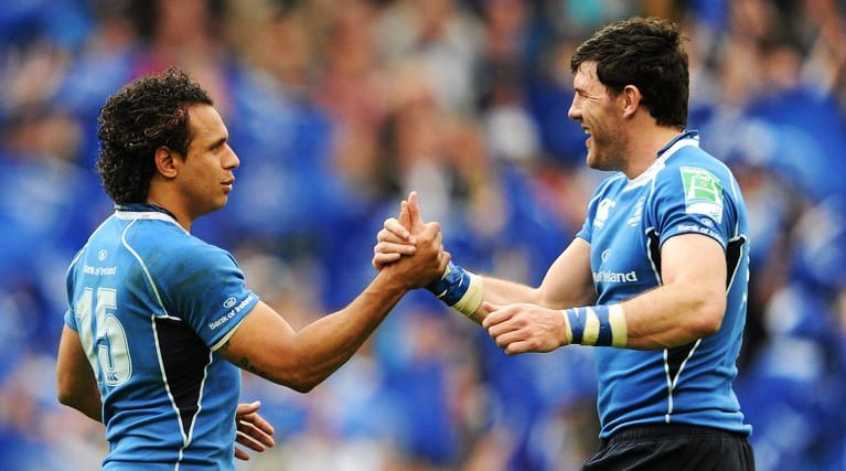 Isa Nacewa On The Wonderful Moment Shane Horgan Made Him Feel Accepted At Leinster
