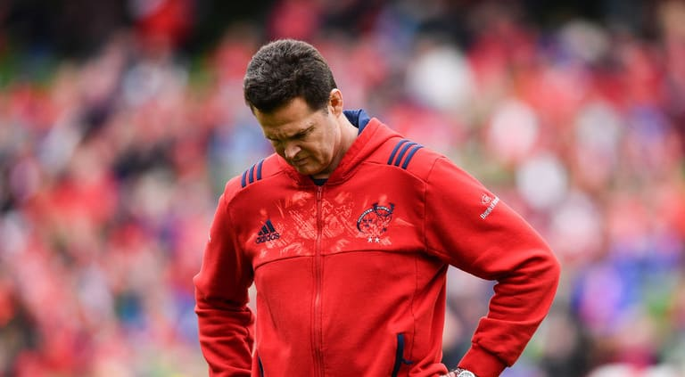 Rassie Erasmus Could Be Set To Leave Munster Sooner Than Expected