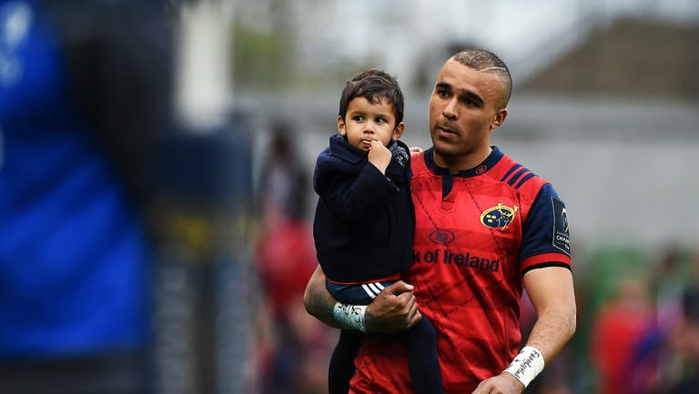 Simon Zebo Says He Is 'Unsure' If He Will Sign A New Deal With Munster
