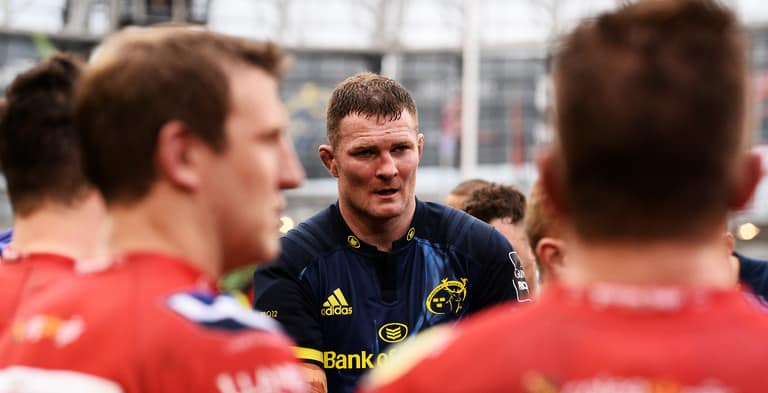 Munster Set To Pull Off Huge Second-Row Signing To Replace Donnacha Ryan