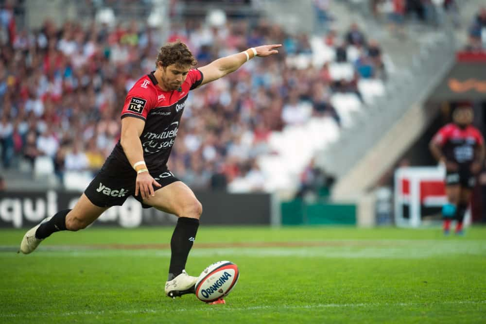 Leigh Halfpenny Looks To Be On His Way Out Of Toulon